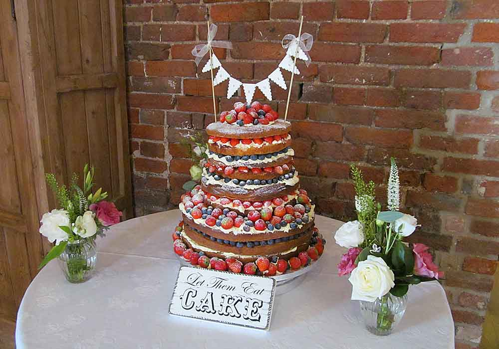 wedding cakes boston lincolnshire catering 23925
